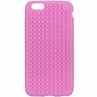 iPhone 6 plus Pixel Case růžová