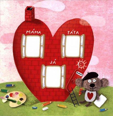 Náhled Dva domovy - Laskavý průvodce pro děti po rozchodu rodičů