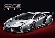 Kalendář nástěnný 2016 - Cars