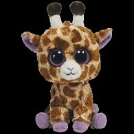 Plyš očka žirafa velká