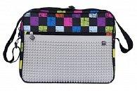 Pixie Messenger PXB-04 multibarevná / šedá
