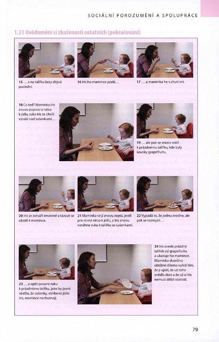 Náhled Psychologie malých dětí - Jak mezilidské vztahy podporují  vývoj dítěte od narození do dvou let věku