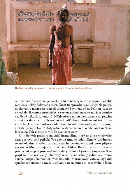 Náhled Touha po absolutnu - Svatí muži Indie