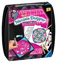 Mini Mandala MonsterHigh