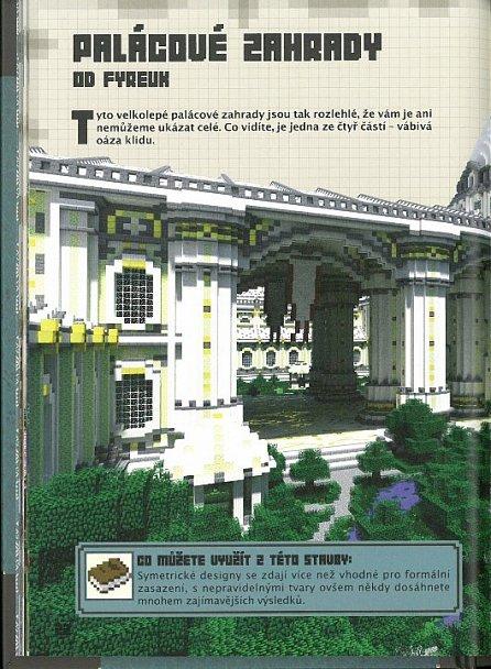 Náhled Minecraft - Stavitelská příručka