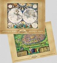 Antique Maps 2009  - nástěnný kalendář