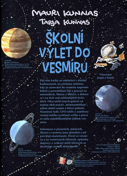 Náhled Školní výlet do vesmíru