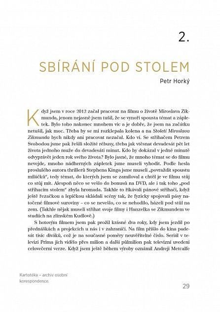 Náhled Století Miroslava Zikmunda