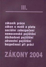 Zákony 2004/III