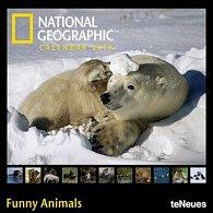National Geographic - Zvířata 2010 - nástěnný kalendář