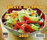 Zdravé recepty 2010 - stolní kalendář