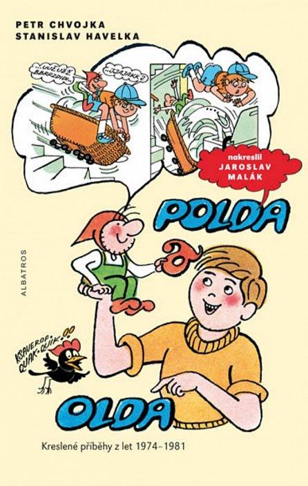 Náhled Polda a Olda - Kniha 1