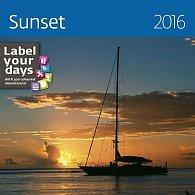 Kalendář nástěnný 2016 - Sunset