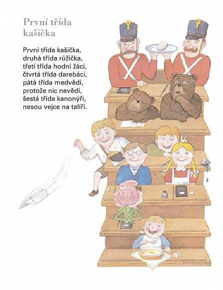 Náhled Česká říkadla, písničky a pohádky