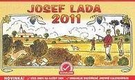 Kalendář 2011 - Josef Lada - Podzim (23,1x14,5) stolní