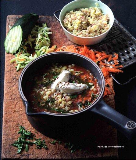 Náhled Vegetariánská kuchařka (Edice Apetit)