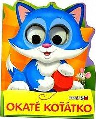 Okaté koťátko