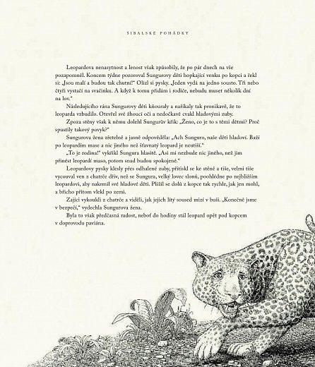 Náhled Šibalské pohádky - Zvířecí příběhy z celého světa