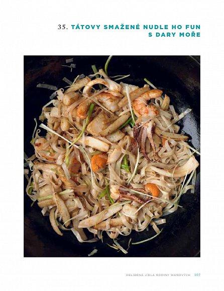 Náhled Domácí čínská kuchyně - S wokem a naběračkou více než 80 jednoduchých rodinných receptů