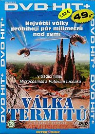 Válka termitů (DVD)
