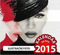 Kalendář 2015 - Madonna (305x305) official