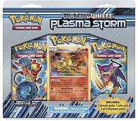 Pokémon: Plasma Storm - 3 Pack Blister