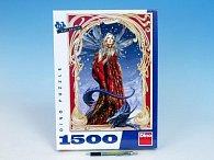 Vládkyně v Avalonu - puzzle 1500 dílků