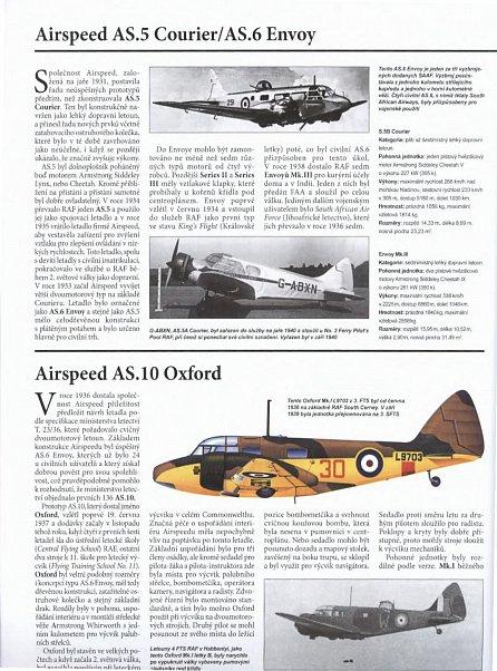 Náhled Britská vojenská letadla 2. světové války