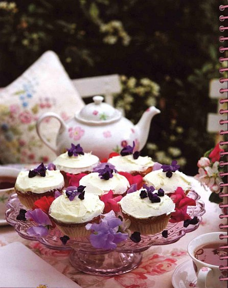Náhled Kuchařka pro princezny - Úžasné holčičí recepty