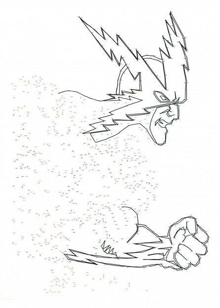Náhled Marvel: Spider-man v 1000 tečkách