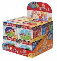 Baby genius baby skládačka 3v1