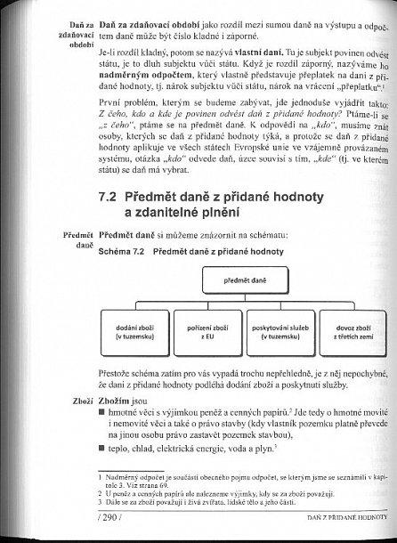 Náhled Daňový systém ČR 2014