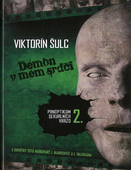 Náhled Démon v mém srdci - Panoptikum sexuálních vražd 2.