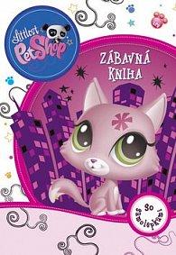 Littlest Pet Shop Zábavná kniha