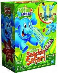 Společenská hra Snackin Safari