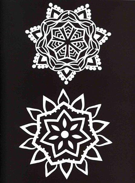 Náhled Zářivé mandaly - Omalovánky pro dospělé