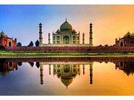 Puzzle Taj Mahal, Indie 2000d