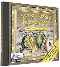 Staropražští heligonkáři - Mámy, vy - CD