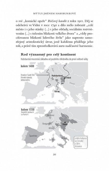 Náhled Svět Habsburků - Sláva a tragika evropského panovnického domu