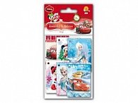 Jmenovky na dárky vánoční Disney 6 ks