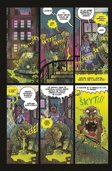 Náhled Černá palice - Sherlock Frankenstein a Legie zla