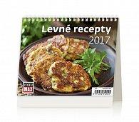 Kalendář stolní 2017 - MiniMax/Levné recepty