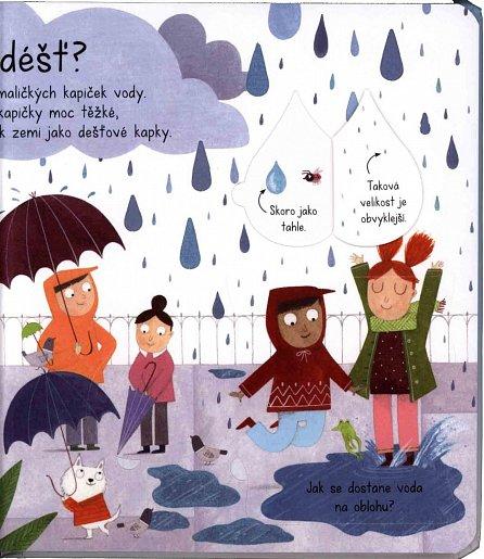Náhled Odkud prichází déšt? - První otázky a odpovědi