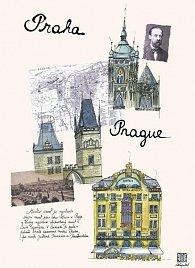 Zápisník Prague City Journal velký