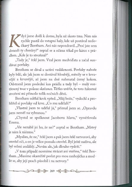 Náhled Sirotčinec slečny Peregrinové: Knihovna duší