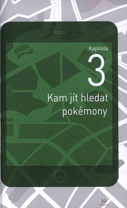 Náhled Pokémon Go - Neoficiální průvodce