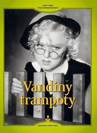 Vandiny trampoty - DVD (digipack)