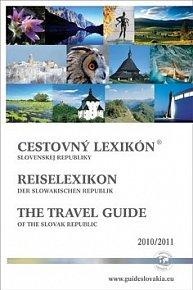 Cestovný lexikón Slovenskej republiky 2010/2011