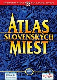 Atlas slovenských miest
