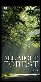 All About Forest 2011 - nástěnný kalendář